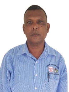 Region Two, Technical Officer, Mr. Shaheed Mohammed.